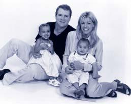 Bret Whipple family