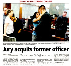 Providing an overview of Justice Law Center's Reno Nevada Attorney Acquittals.